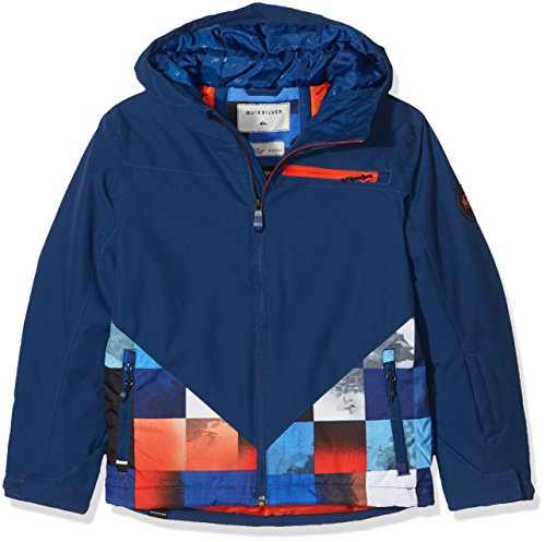 Quiksilver Suit Up Youth Jk Chaqueta para Nieve