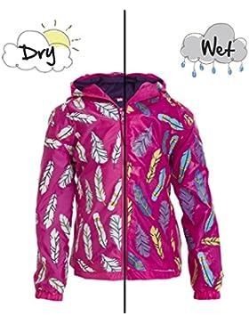 Holly & Beau - Abrigo impermeable - chaqueta - para niña
