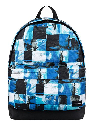 Quiksilver Everyday Poster Mochila tipo casual, 60 cm, 25 litros, Turkish Sea