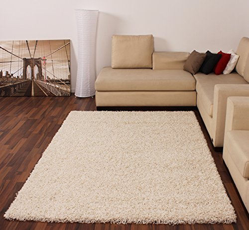shaggy-rug-high-pile-long-pile-modern-carpet-uni-cream-ivory-dimension120x170-cm