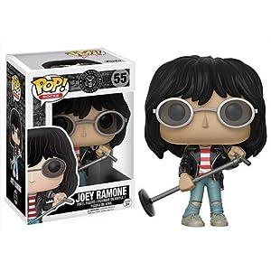 Funko Pop Joey Ramone (Ramones 55) Funko Pop Cantantes y Músicos