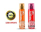 Naughty Girl FEMME & FASHION Perfume Com...