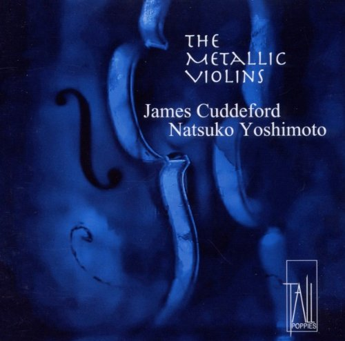 metallic-violins