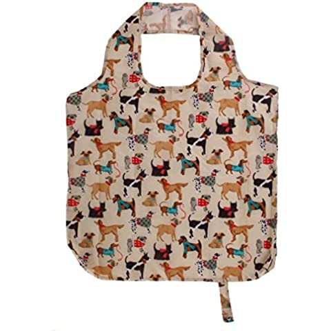Hound Dog Reusable Packable Bag by Ulster Weavers