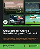 AndEngine for Android Game Development Cookbook (English Edition)