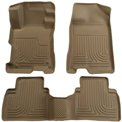 husky-liners-custom-fit-front-and-second-seat-floor-liner-set-for-select-nissan-altima-models-tan-by