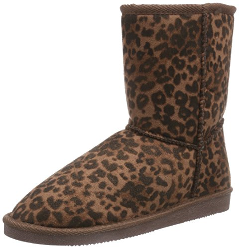 Canadians 266 330 Damen Halbschaft Stiefel Braun (Brown Multi 398)