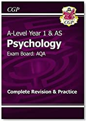 New A-Level Psychology: AQA Year 1 & AS Complete Revision & Practice