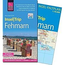 Reise Know-How InselTrip Fehmarn: Reiseführer mit Insel-Faltplan und kostenloser Web-App