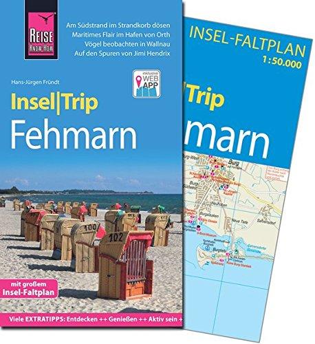 Preisvergleich Produktbild Reise Know-How InselTrip Fehmarn: Reiseführer mit Insel-Faltplan und kostenloser Web-App