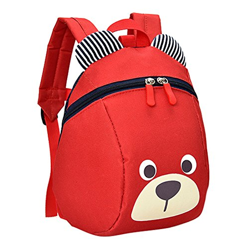 Imagen de juleya toddler 3d perro  baby kids  con reinas walkers mini bolsa red alternativa