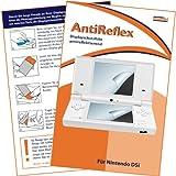 """4 x mumbi Displayschutzfolie Nintendo DSi / DS-i NDSi NDS-i """"AntiReflex"""" Displayschutz antireflektierend für Bildschirm UND Touchscreen"""