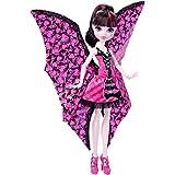 Mattel Monster High DNX65 - Fledermaus Draculaura, Puppe