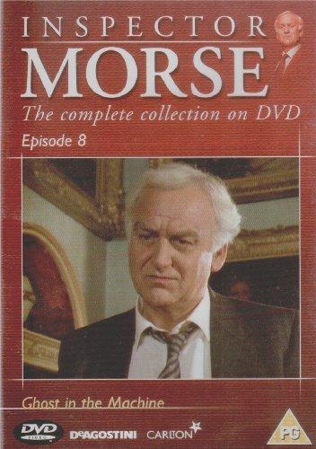 Preisvergleich Produktbild Inspector Morse - The Ghost In The Maschine [DVD] by John Thaw