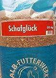20KG ALB Schafglück - Spezialfuttermittel für Schafe