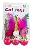 Vaso de juguete para gatito de la moda de la serie Talk Pet Toys