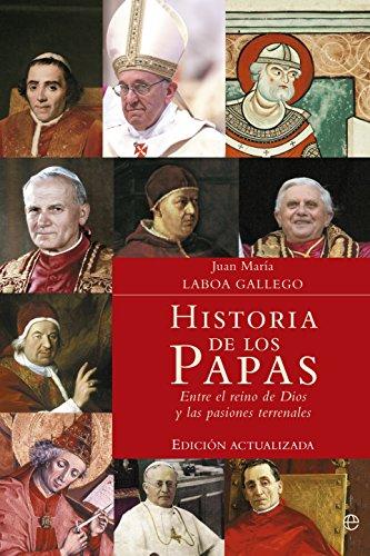Historia De Los Papas por Juan María Laboa Gallego