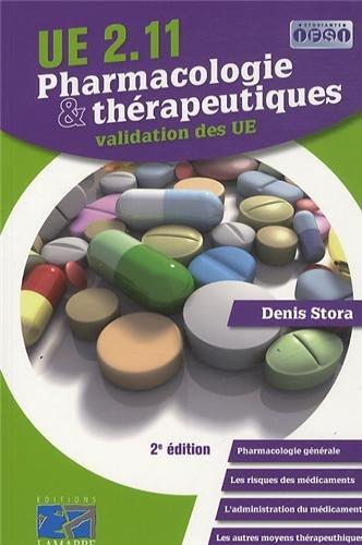 Pharmacologie et thérapeutiques:  validation des ...