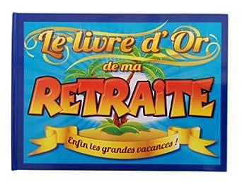 STC - Livre d'or Retraite
