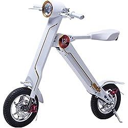 Scooter Eléctrico K1plegable E-Bike