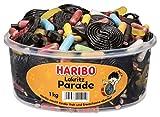 Haribo Lakritz Parade Lakritzmischung 1 kg