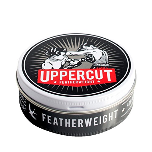 Uppercut Deluxe Featherweight Gift Pomade–Schwarz