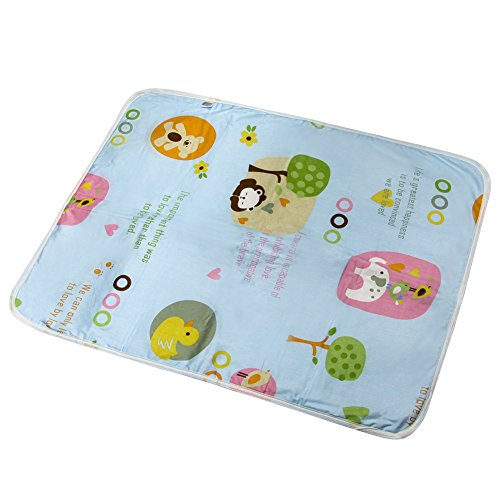 Toilet training bed protecter