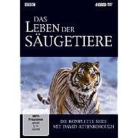 Das Leben der Säugetiere [4 DVDs]
