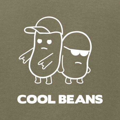Cool Beans - Herren T-Shirt - 13 Farben Khaki