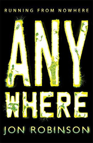 Anywhere (Nowhere Book 2) (Nowhere 2)