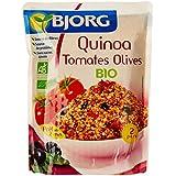 Bjorg Quinoa Tomate Olive Bio - Doypack 250 g