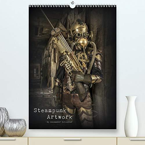 Märchen Kostüm Steampunk - Steampunk Artwork(Premium, hochwertiger DIN A2 Wandkalender 2020, Kunstdruck in Hochglanz): Außergewöhnliche Steampunk Arbeiten (Monatskalender, 14 Seiten ) (CALVENDO Kunst)