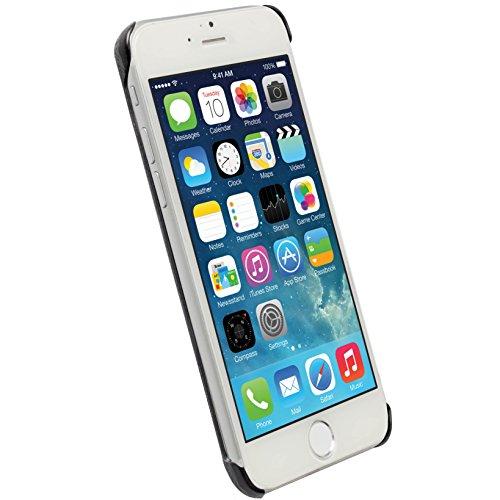 Krusell 89984ColorCover Malmö Custodia per Apple Iphone 6–Parent Black