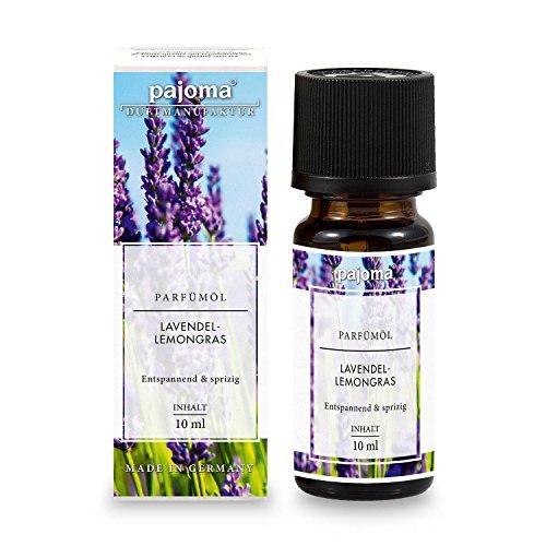 Pajoma Pajoma parfümöl ''lavendel-lemongras'' 10 ml feinste parfümöle in geschenkverpackung