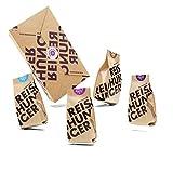 Asiatische Box - Sortenreiner Reis aus Asien - Perfekt als Geschenk (4 x 200 g) - 6er Vorteilspack