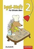 Igel - Hefte: Für Diktate üben: Arbeitsheft 2 DS -