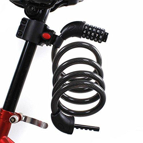 Serrures De Verrouillage Général Avec Montage De Vélos Batterie De Voiture De Moto Antivol De Vélo Verrouillage Du Support