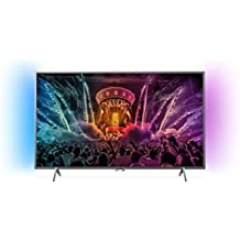 Philips 6000 series - Televisor (4K Ultra HD, 802.11n, Android, 5.1 (Lollipop), A, 16:9)