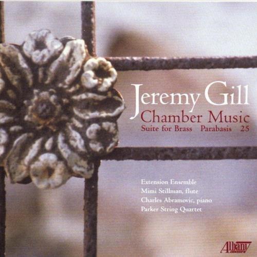 Preisvergleich Produktbild Jeremy Gill - Chamber Music