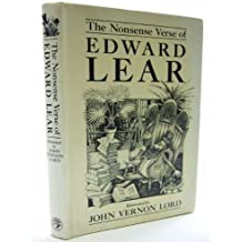 The Nonsense Verse of Edward Lear by Edward Lear (1984-07-19)
