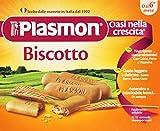 Plasmon - Biscotto, con Calcio, Ferro e Vitamine - 720 g