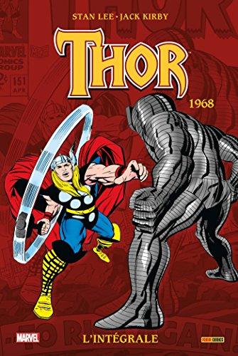 Thor intégrale T10 1968 par Jack Kirby