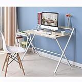 LJHA Tabella pieghevole Tabella piccola tabella Letto con la scrivania del computer portatile 4 colori disponibili Formato facoltativo tavolo ( Colore : C )