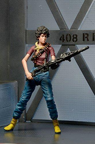 Alien Figura de acción Ellen Ripley iniciados Tribute (H: 18cm), transportable de plástico 2