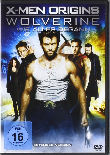Bild von X-Men Origins: Wolverine - Wie alles begann (Extended Version)