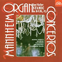 Concertos For Organ And Orches