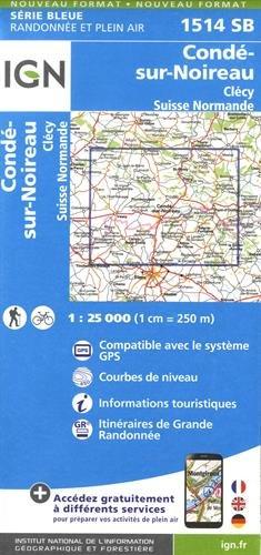 Condé-sur-Noireau.Clécy.Suisse Normande