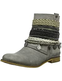 Bullboxer Ankle Boots, Botas Biker para Mujer
