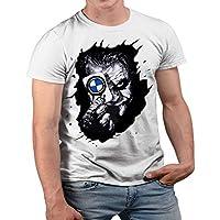 Camiseta de Manga Corta para Hombre de Lulchev, para Power M Tuning M3 M5 M6 X6 X5 M E30 E46 E90 F10 T