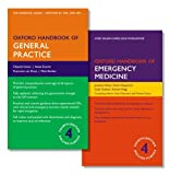 Oxford Handbook of General Practice and Oxford Handbook of Emergency Medicine Pack (Oxford Medical Handbooks)